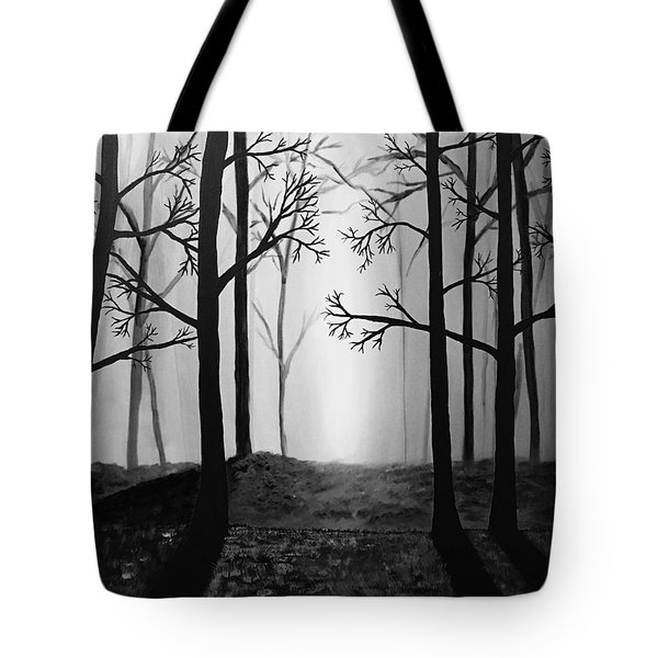 Coming Light Tote Bag