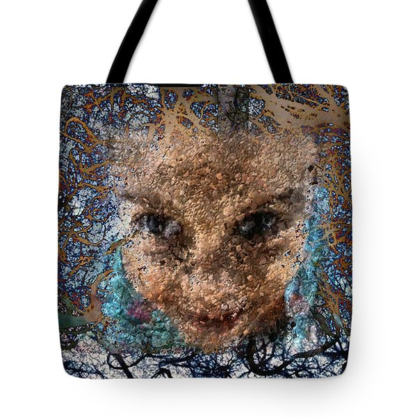 Coming Out Tote Bag by Ioulia Sotiriou