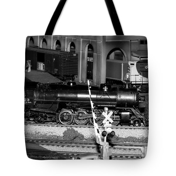 Coming 'round The Bend Tote Bag