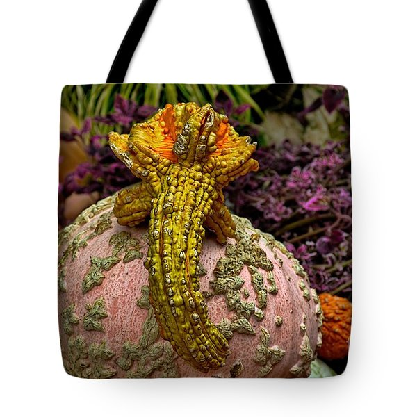Coming To Get You Tote Bag