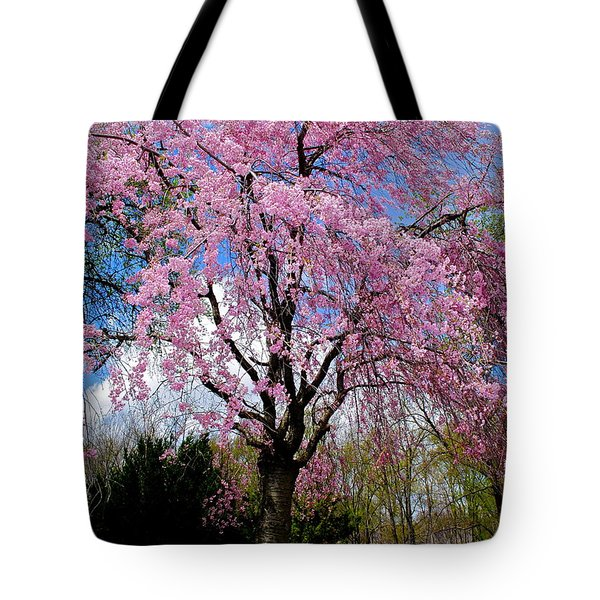 Coming To Life Tote Bag by Frozen in Time Fine Art Photography