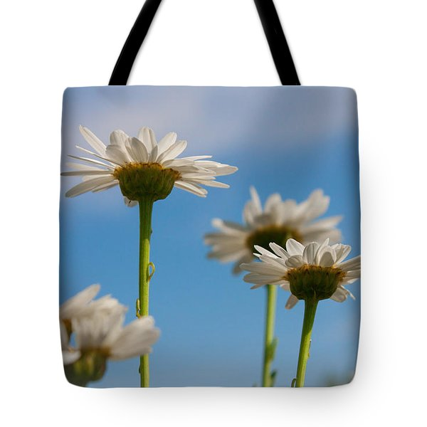 Coming Up Daisies Tote Bag