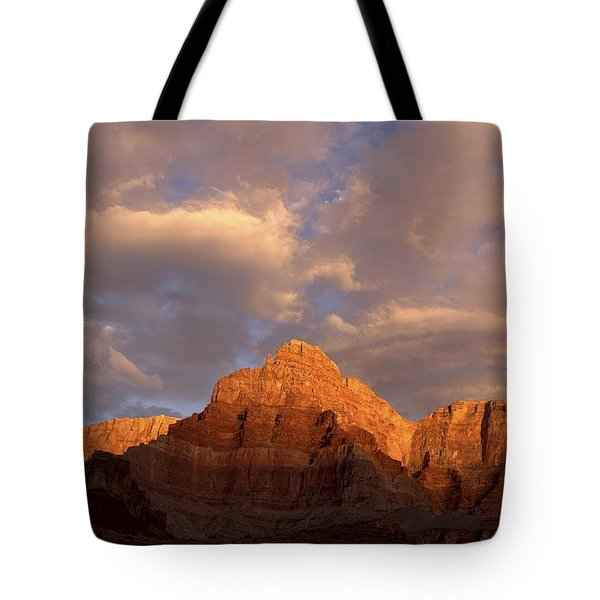 Commanche Point  Grand Canyon National Park Tote Bag