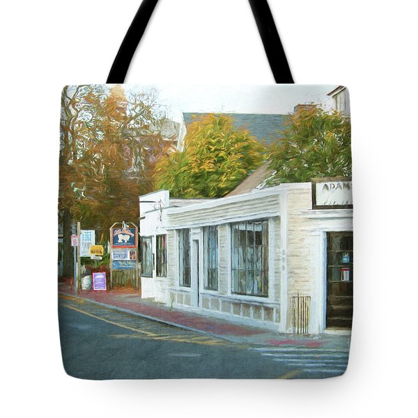 Commercial St. #2 Tote Bag