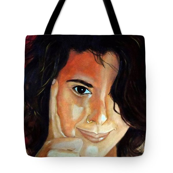 Commision Tote Bag