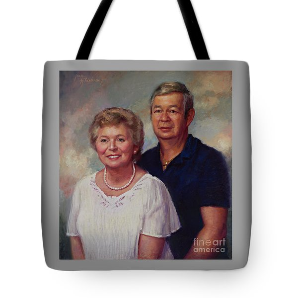Commission  Tote Bag