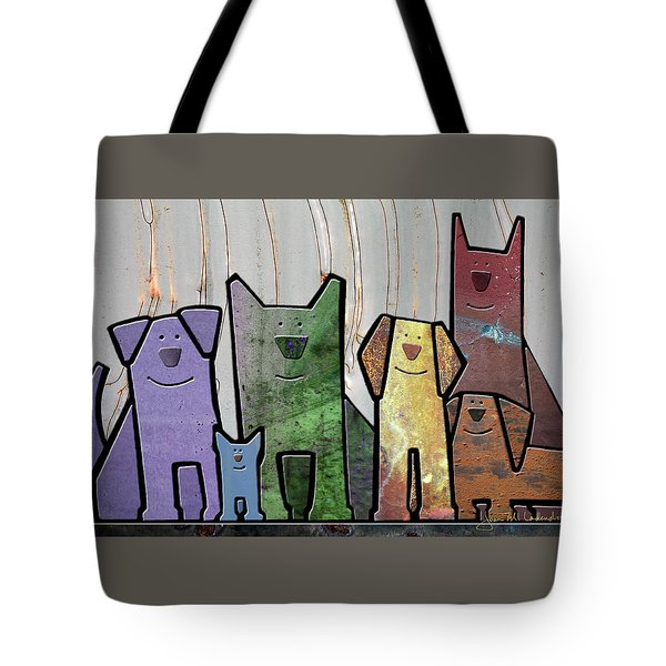 Committee Tote Bag