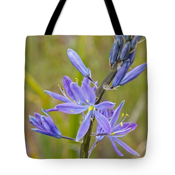 Common Camas Tote Bag by Sean Griffin