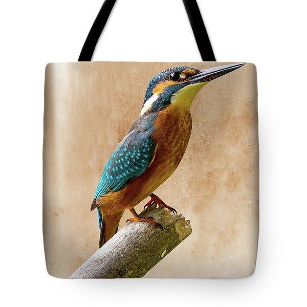 Common Kingfisher Alcedo Atthis Tote Bag