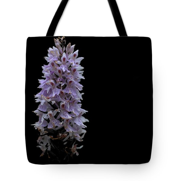 Common Spotted Orchid Tote Bag