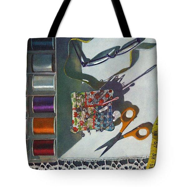 Common Thread Tote Bag