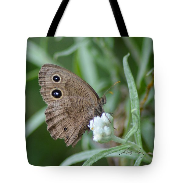 Common Wood Nymph Tote Bag