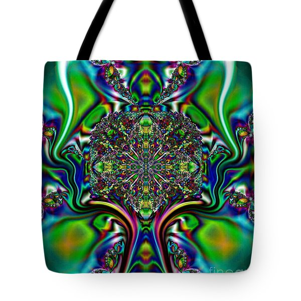 Communion Tote Bag by Misha Bean