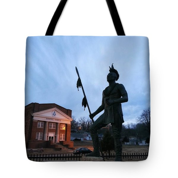 Community Artwork  Tote Bag by Dustin Soph
