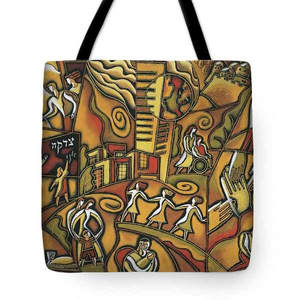 Community Support Tote Bag