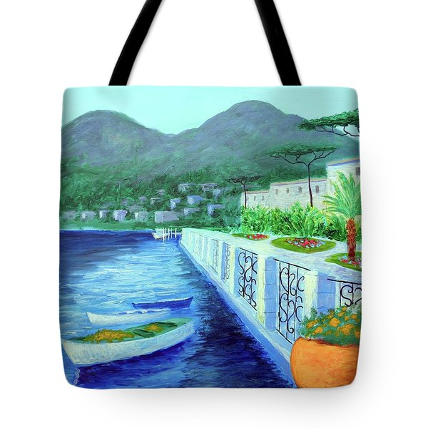 Como A Vision Of Delight Tote Bag