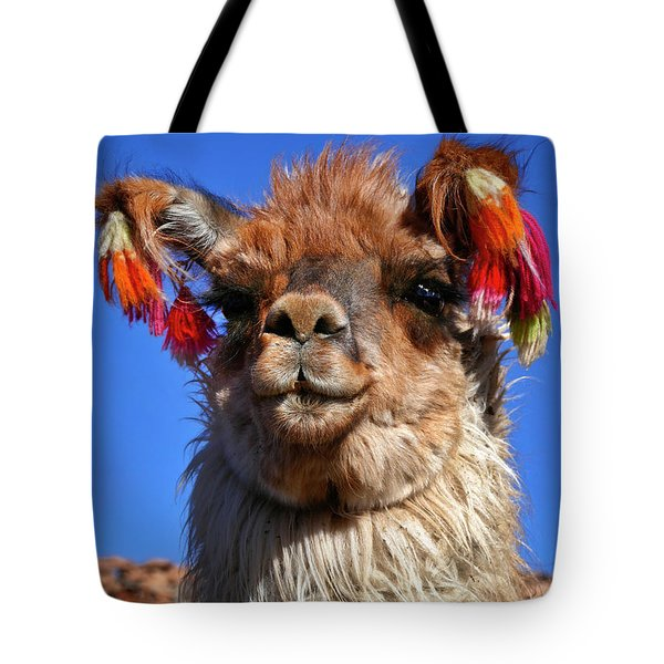 Tote Bag featuring the photograph Como Se Llama by Skip Hunt