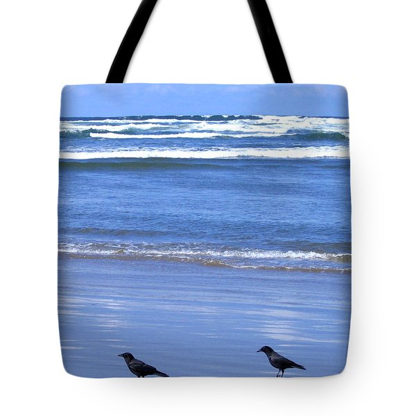 Companion Crows Tote Bag