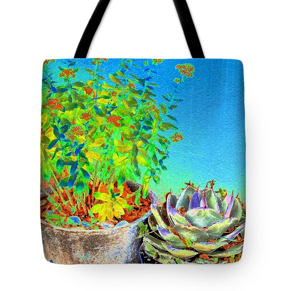Companionship Tote Bag by Ann Johndro-Collins