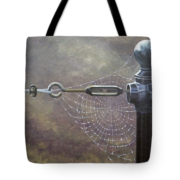 Comparative Engineering Tote Bag by Laurie Stewart