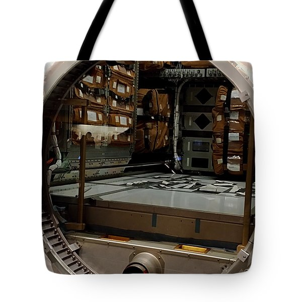 Compartment Tote Bag