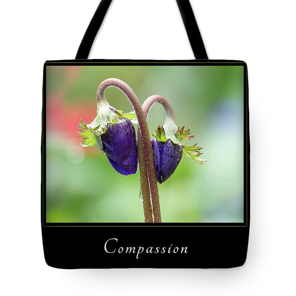 Compassion 1 Tote Bag