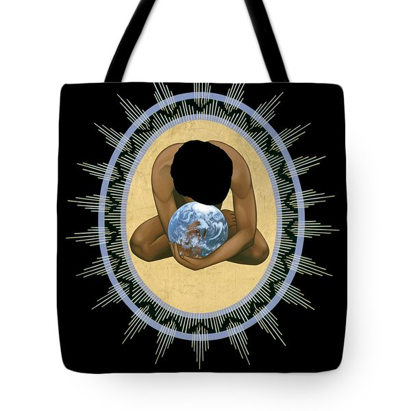 Compassion Mandala - Rlcmm Tote Bag