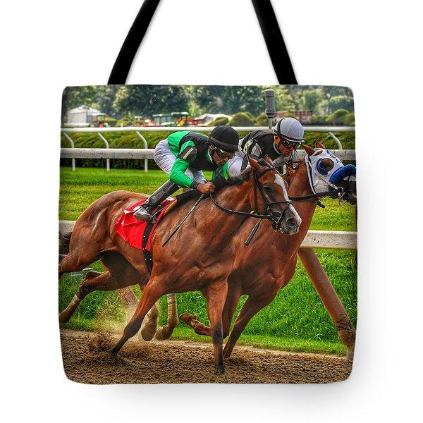 Competing Tote Bag