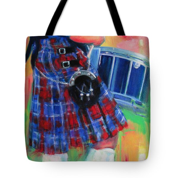Competition Socks Tote Bag