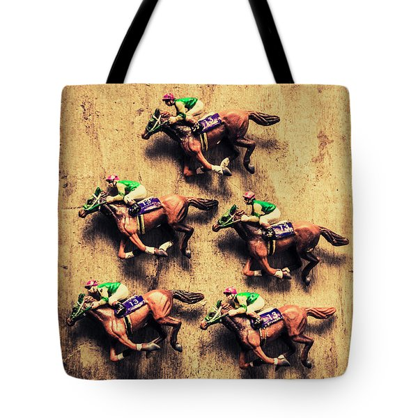 Competition Win Concept Tote Bag