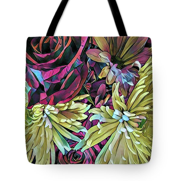 Complements Tote Bag