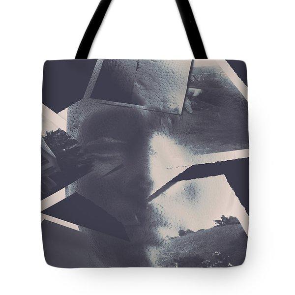 Complex Conundrum In Self Awareness Tote Bag