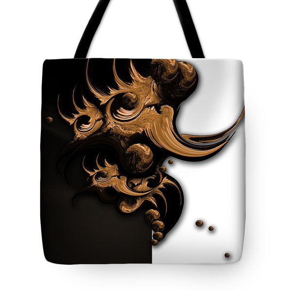 Complex Formation Tote Bag