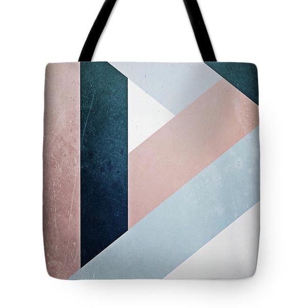 Complex Triangle Tote Bag