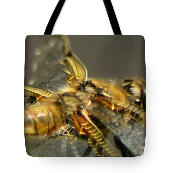 Complex Wings Tote Bag