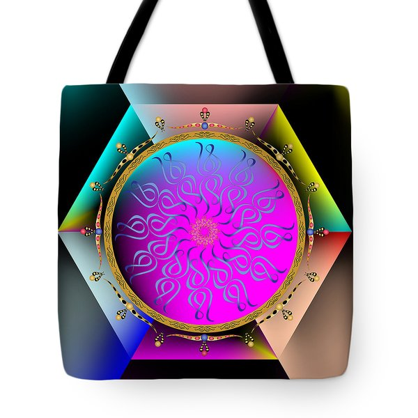 Complexical No 1821 Tote Bag