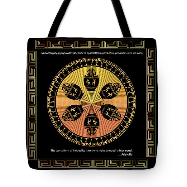 Complexical No 2034 Tote Bag