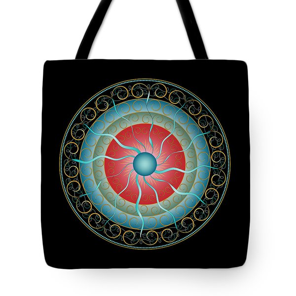 Complexical No 2155 Tote Bag
