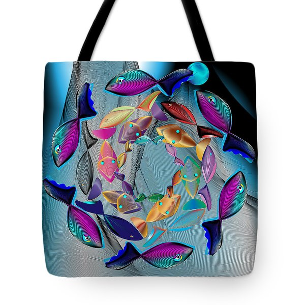 Complexical No 2159 Tote Bag