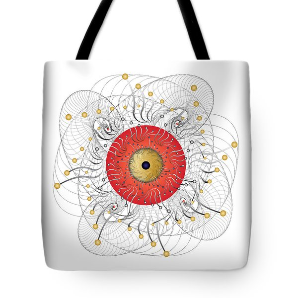 Complexical No 2324 Tote Bag