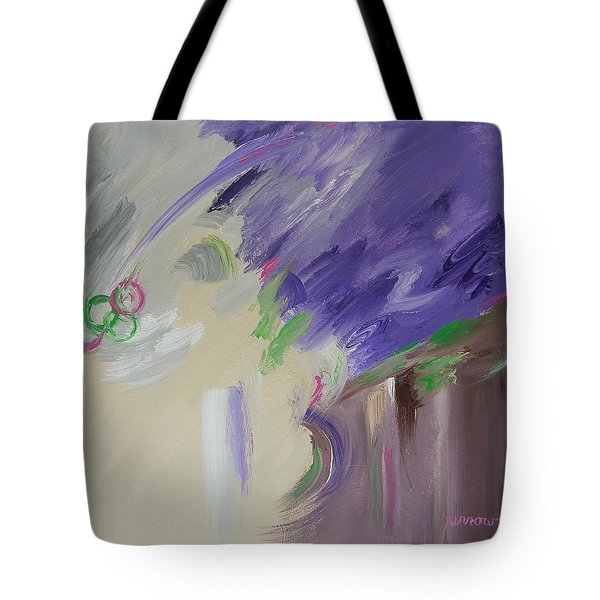 Complicated From Birth Tote Bag by Sue Furrow