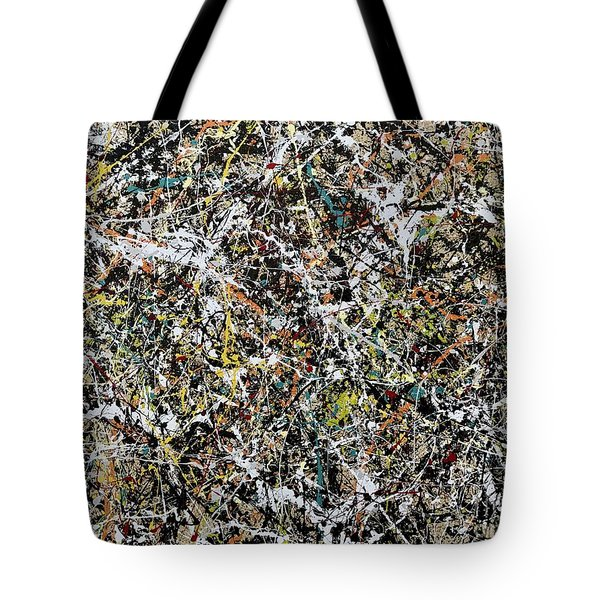 Composition #16 Tote Bag