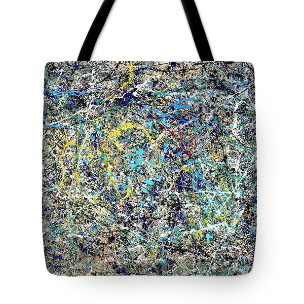 Composition #17 Tote Bag