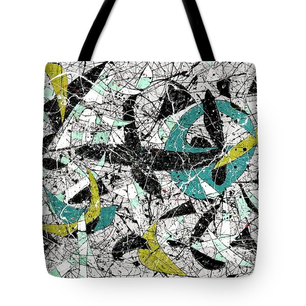 Composition #18 Tote Bag