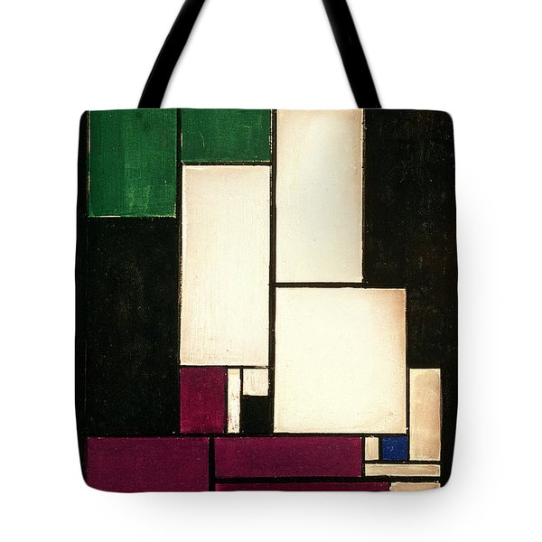 Composition Tote Bag by Theo van Doesburg