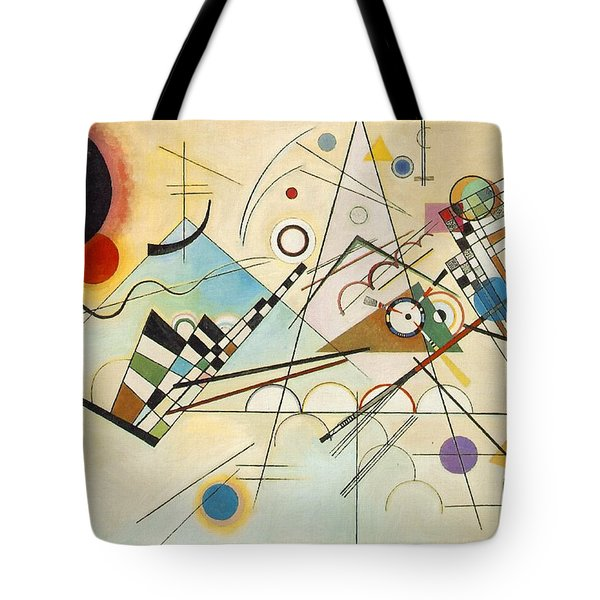 Composition Viii Tote Bag