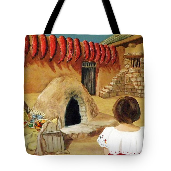 Compound Ovens Tote Bag