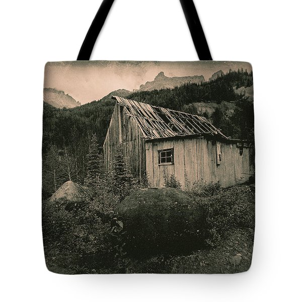 Compressor Shack And Blacksmith Shop Tote Bag
