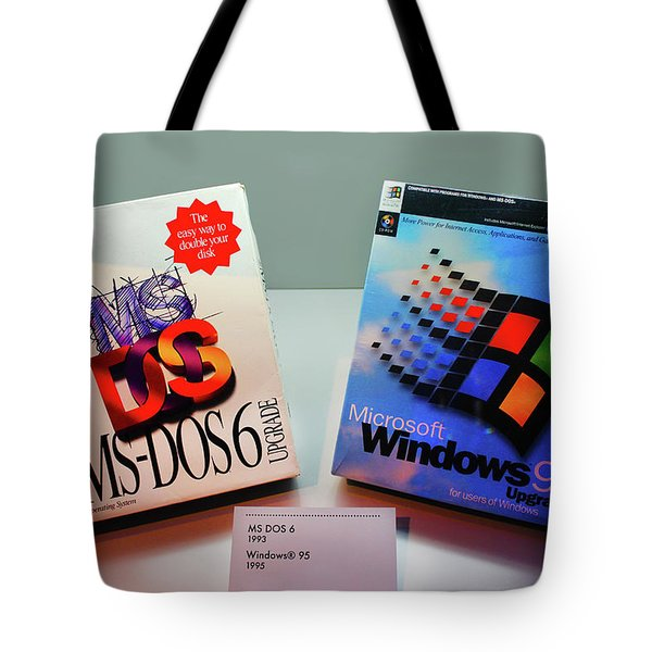 Computer Operating System Tote Bag