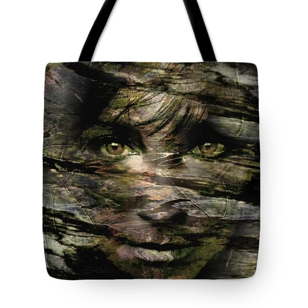 Concealed Emotions Tote Bag